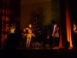 Новогодний концерт 26 декабря 2011 г. Танец кукол.