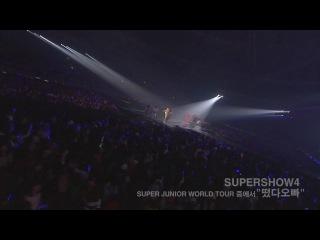 111216 Super Junior Donghae & Eunhyuk � Oppa, Oppa Official MV