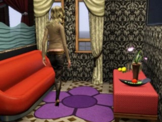 """The sims 3 ������ """"����� � ������"""" 5"""